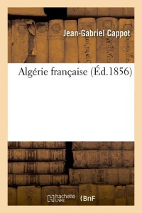 Algérie Française  ed 1856