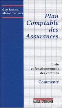 Le Plan comptable des assurances commenté