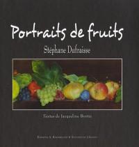 Portraits de fruits
