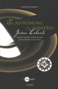 Un astronome des lumières : Jérôme Lalande