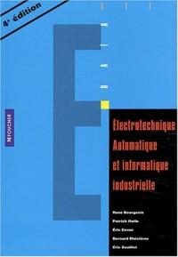Électrotechnique automatique et informatique industrielle