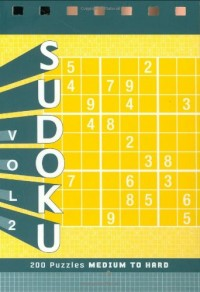 (Sudoku: Volume 2: Easy to Medium) By Pitkow, Xaq (Author) Spiral on (10 , 2007)