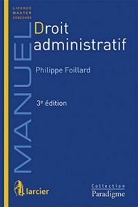 Droit administratif - 3eme édition