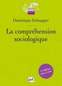 La Comprehension Sociologique (2ed)