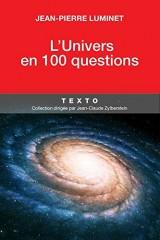 L'univers en 100 questions [Poche]