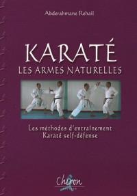 Karaté : Les armes naturelles