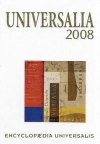 Universalia 2008 : La politique, les connaissances, la culture en 2007