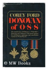 Donovan of O. S. S.