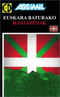 Euskara baturako Hastapenak (coffret 3 CD)