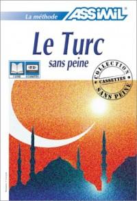 Le Turc sans peine (1 livre + coffret de 4 cassettes)