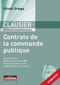 Clausier - Contrats de la commande publique - recueil commenté des clauses