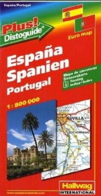 Rand McNally Spain-Portugal: Distoguide