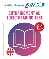 Cahier de préparation au Toeic® - Reading