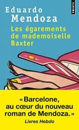 Les égarements de mademoiselle Baxter [Poche]