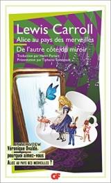 Alice au pays des merveilles ; L'autre côté du miroir [Poche]