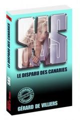 SAS 106 Le disparu des Canaries [Poche]
