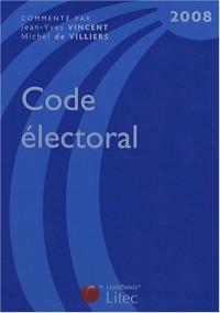 Code électoral 2008