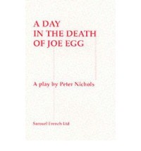 [ A DAY IN THE DEATH OF JOE EGG BY NICHOLS, PETER](AUTHOR)PAPERBACK