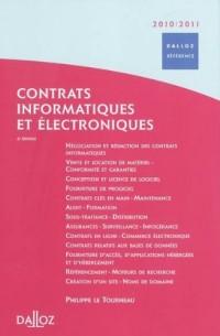 Contrats informatiques et électroniques : 2010-2011
