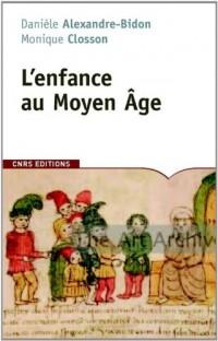 Enfance au Moyen-Age (l')