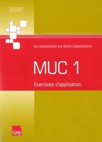 MUC 1 Exercices d'application BTS Management des unités commerciales : Pochette