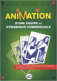 Animation d'une équipe et dynamique commerciale