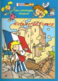 Les Coloriages de l'Histoire de France