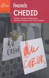 Poèmes d'Andrée Chedid