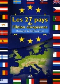 Les 27 pays de l'Union européenne