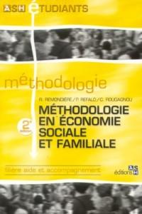 Méthodologie en économie sociale et familiale