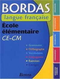 BLF - ECOLE ELEMENTAIRE CE/CM    (Ancienne Edition)