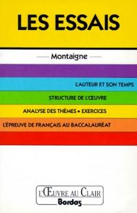 O.CL/MONTAIGNE ESSAIS    (Ancienne Edition)