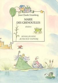 Marie des grenouilles