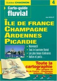 Guide, numéro 4 : Champagne - Île de France