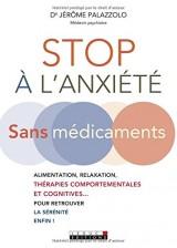 Stop à l'anxiété sans médicaments