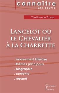 Fiche de Lecture Lancelot Ou le Chevalier a la Charrette (Analyse Litteraire de