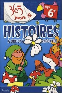 365 jours d'histoires à lire et à raconter