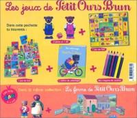 Les Kits d'Api : Les Jeux de Petit Ours Brun