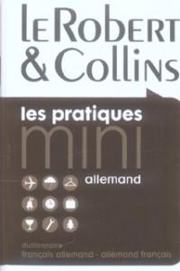 Le Robert & Collins mini : Dictionnaire français-allemand/allemand-français