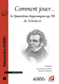 Comment jouer le Quatrième Impromptu de Schubert (n° 5)