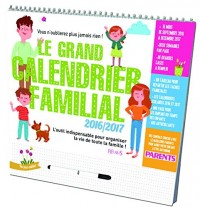 Le Grand Calendrier 2016/2017