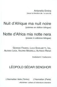 Nuit d'Afrique ma nuit noire