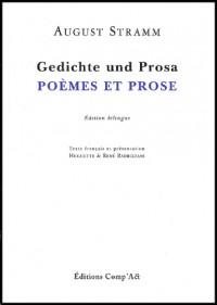 Poemes et proses. gedichte und prosa (bilingue)