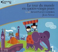 Le Tour du Monde en 80 Jours CD