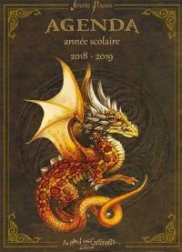 Agenda scolaire 2018-2019 des Dragons