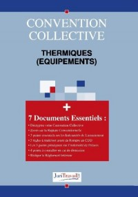 3042.  Thermiques (equipements) Convention collective