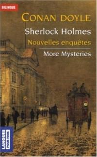 Sherlock Holmes : Nouvelles enquêtes : More Mysteries