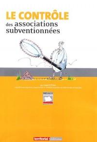 Le contrôle des associations subventionnées