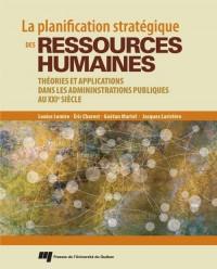 La Planification Stratégique des Ressources Humaines