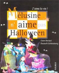 Mélusine n'aime pas Halloween